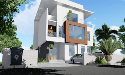 Boulevard Estate Abuja 1