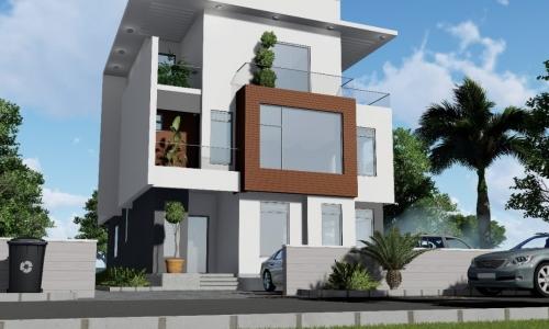 Boulevard Estate Abuja