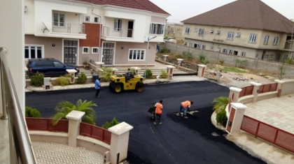 Aiben Road Construction