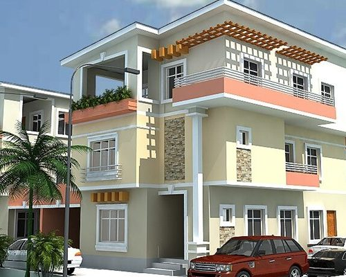 Trafford City Lagos By Aiben Properties Limited.